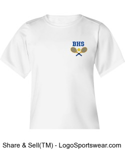 BHS Team Tee Design Zoom